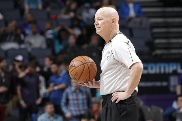 Veteran NBA Referee: Joey Crawford 'Right Up There' with Michael, Kobe, LeBron