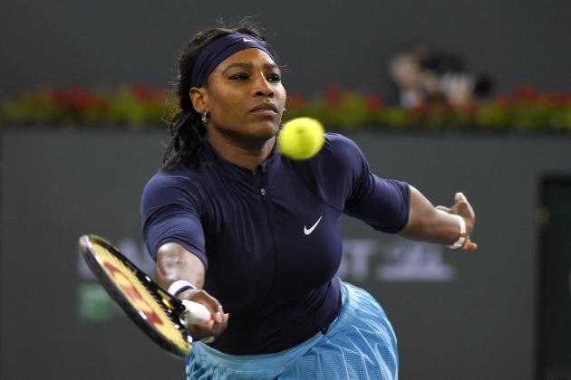 Serena Williams vs. Laura Siegemund: Score, Reaction from 2016 Indian Wells