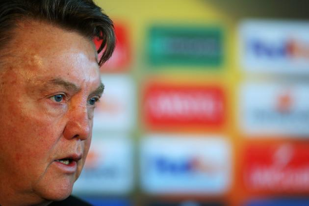 Why Louis van Gaal's Manchester United Claims Are Simply Wrong