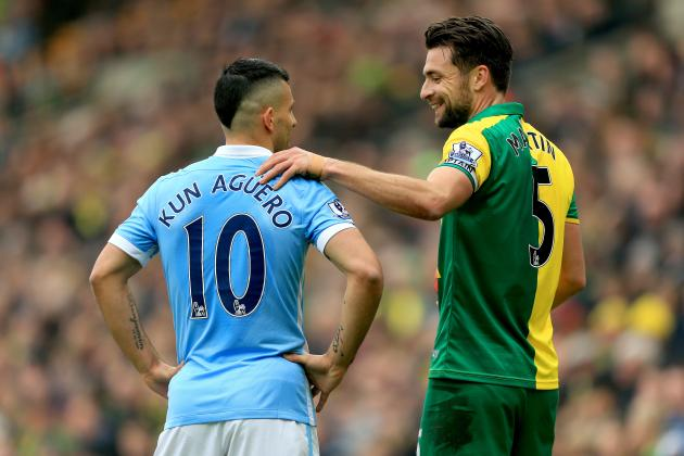 Norwich vs. Manchester City: Live Score, Highlights from Premier League