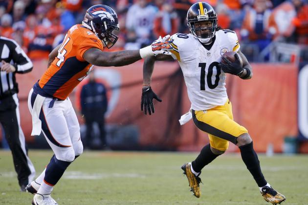 Potential Martavis Bryant Suspension Would Strain Steelers' Offensive Depth
