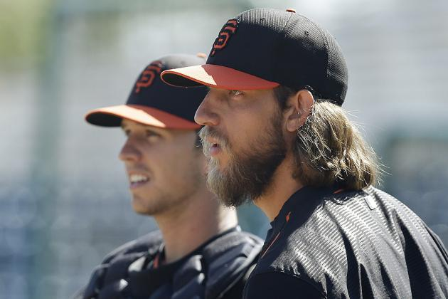 Giants' Madison Bumgarner-Buster Posey Duo Best MLB Battery in Decades