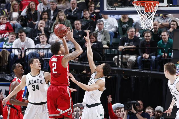 Michigan State vs. Maryland: Score, Highlights for 2016 Big Ten Tournament Game