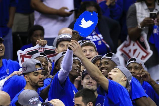 WVU vs. Kansas: Score, Twitter Reaction for Big 12 Championship 2016