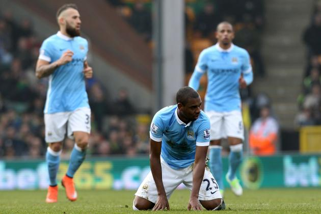 Manchester City Need Champions League Progress to Salvage Dreadful Campaign