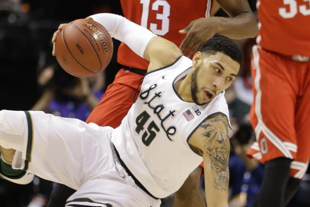 College Basketball Betting: Purdue vs. Michigan State Odds, Big Ten Championship