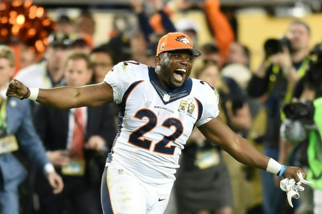 CJ Anderson's Dolphins Offer Sheet Matched by Broncos: Latest Comments, Reaction