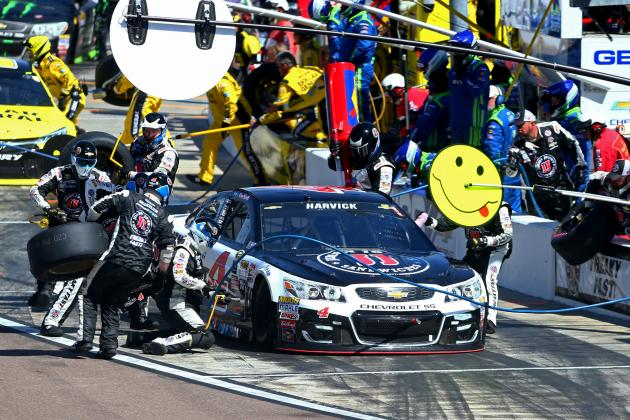 NASCAR at Phoenix 2016 Results: Winner, Standings, Highlights and Reaction