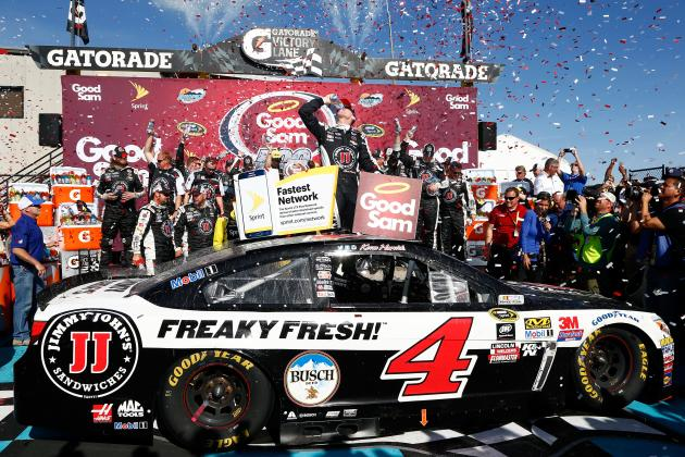 NASCAR at Phoenix 2016: Live Results and Analysis from the Good Sam 500