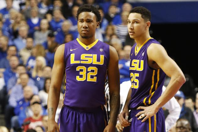 LSU Basketball Elects Not to Participate in Postseason, Ends Ben Simmons' Season
