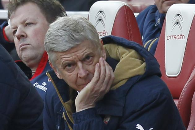 Arsene Wenger Slams Rumours over Arsenal Future After FA Cup Loss to Watford