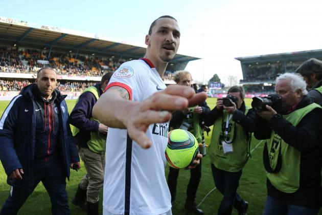 Arsenal Transfer News: Zlatan Ibrahimovic Confirms PSG Exit, Latest Rumours