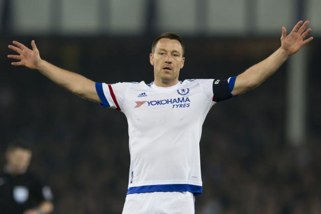 Chelsea Transfer News: Latest on John Terry and Romelu Lukaku Rumours