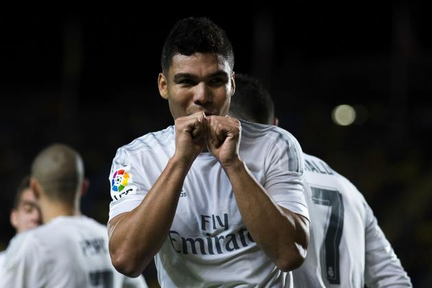 Casemiro: Real Madrid Are Criticised Because We're the Best Team in the World