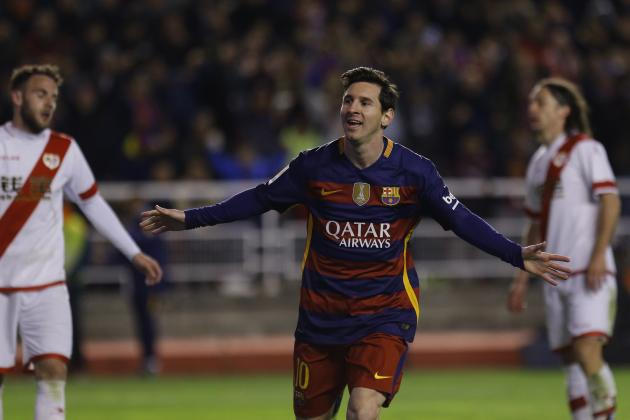 Lionel Messi Reportedly Offered Huge Money to Switch Mobile Phone Sponsors