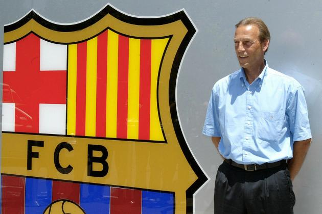 Book Claims Barca Sold Player After He Refused to Pass Toilet Paper to President