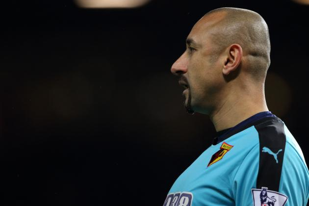 Heurelho Gomes Aims Blast at Arsenal After Watford's FA Cup Triumph