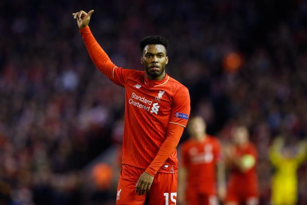 Liverpool Transfer News: Daniel Sturridge Bid Linked to Gonzalo Higuain Rumours