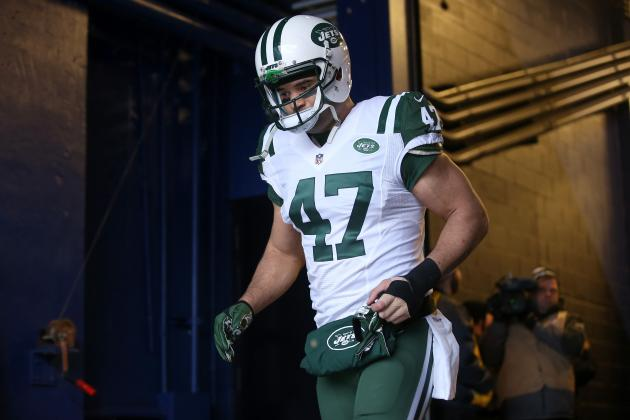 Kellen Davis Re-Signs with Jets: Latest Contract Details, Comments, Reaction
