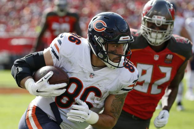 Zach Miller Re-Signs with Bears: Latest Contract Details, Comments and Reaction