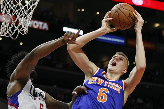 Kristaps Porzingis Injury: Updates on Knicks Star's Shoulder and Recovery