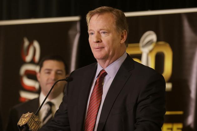 NFL, NFLPA Working Toward Stripping Roger Goodell of Discipline Authority