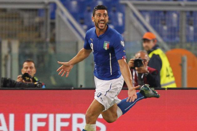 Why Graziano Pelle Would Be a Great Signing for AC Milan