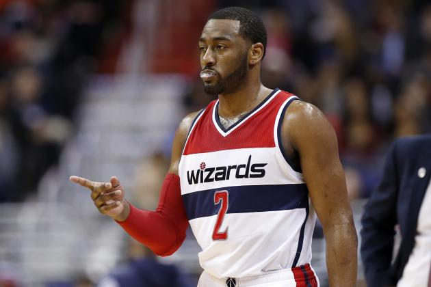 Monday NBA Roundup: Playoff Hopes Shouldn't Stop Wizards from Inevitable Rebuild