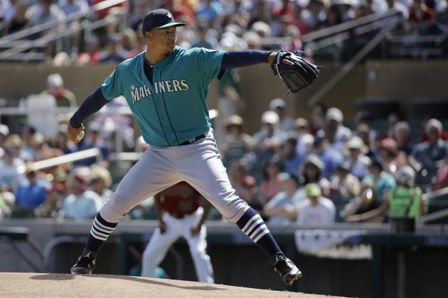 Taijuan Walker Ready to Break Out, Form 1-2 Ace Duo with Felix Hernandez