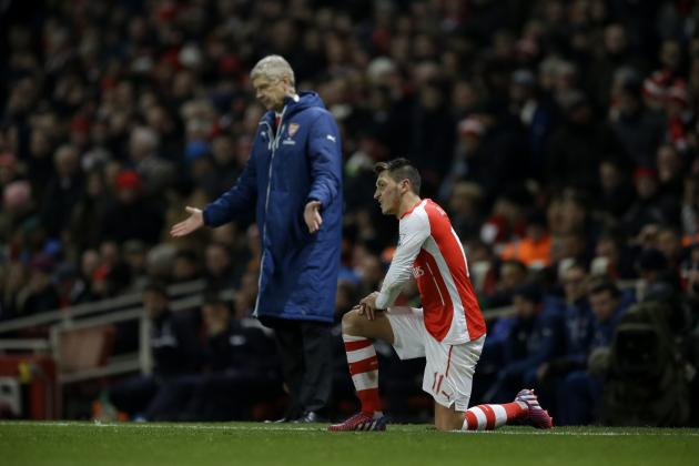Arsene Wenger, Mesut Ozil and Alexis Sanchez Arsenal Futures Reportedly in Doubt