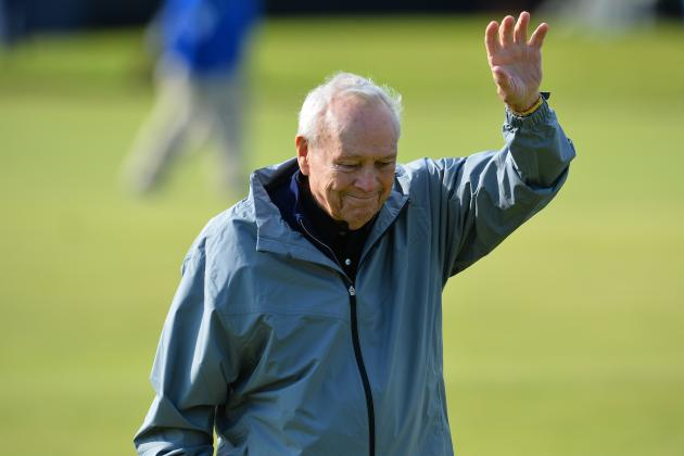 Arnold Palmer Will Not Hit Ceremonial Tee Shot at 2016 Masters