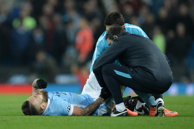 Nicolas Otamendi Injury: Updates on Manchester City Defender's Status and Return