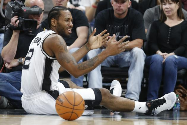 Tuesday NBA Roundup: Hype or No Hype, Spurs' Dominance Can't Be Overlooked