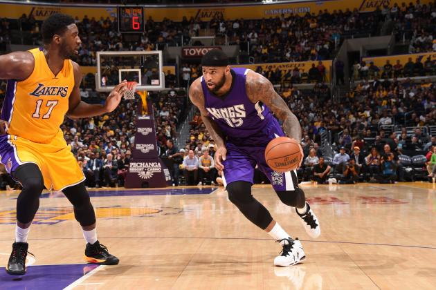 Sacramento Kings Sweep Los Angeles Lakers for 1st Time in Franchise History
