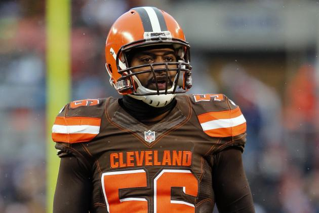 Karlos Dansby Released by Browns: Latest Details, Comments, Reaction
