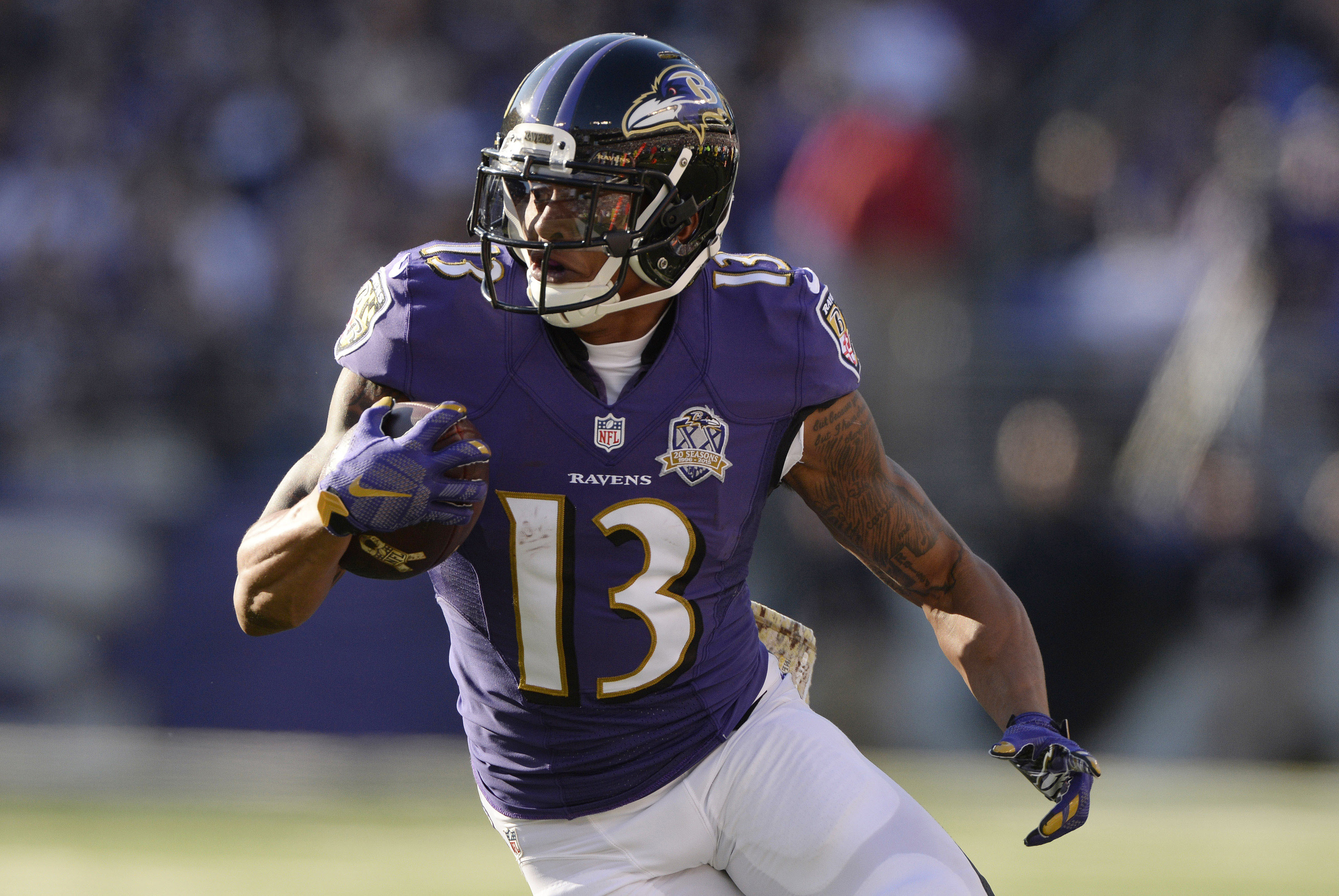 Nike NFL Jerseys - Chris Givens to Eagles: Latest Contract Details, Comments ...
