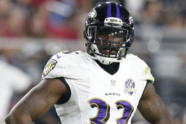 Will Hill Released by Ravens: Latest Details, Comments, Reaction