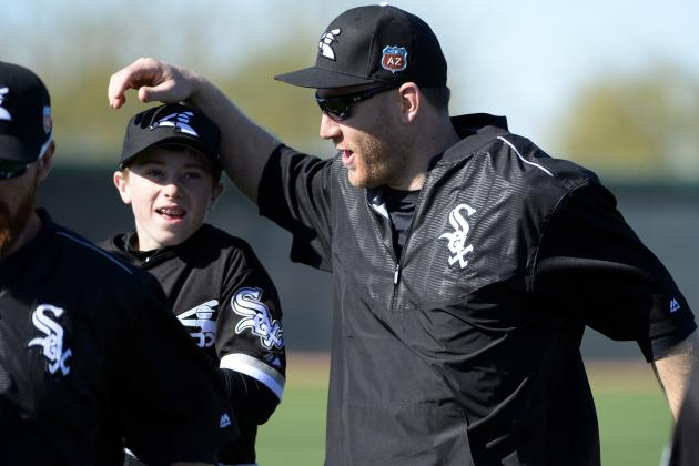 Adam LaRoche Retired After White Sox Requested He Bring Son into Clubhouse Less