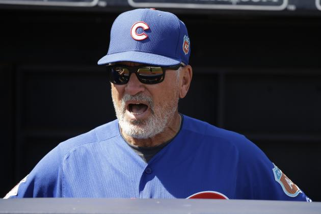 Joe Maddon Comments on Chicago's Smokeless Tobacco Ban