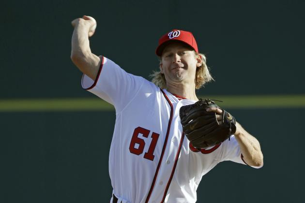 Bronson Arroyo Injury: Updates on Nationals Pitcher's Shoulder and Recovery