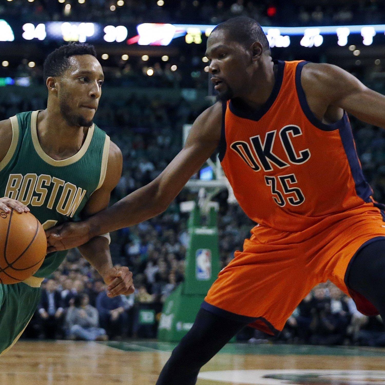 Boston Vs Warriors Live Stream Free: Thunder Vs. Celtics: Score, Video Highlights And Recap