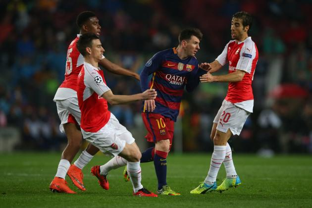Barcelona vs. Arsenal: Roy Keane Slams Gunners After Champions League Exit