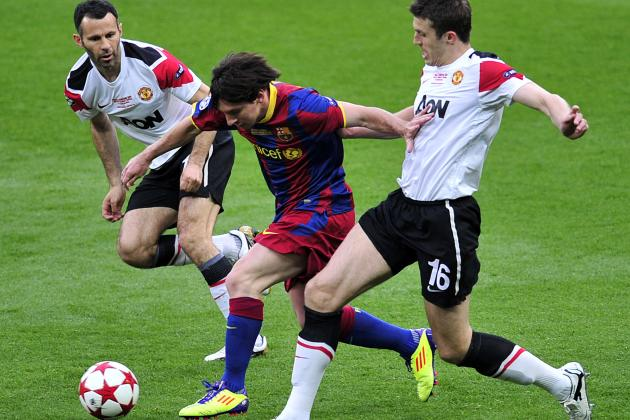 Ryan Giggs Says His Son Doesn't Believe He Was Quicker Than Lionel Messi