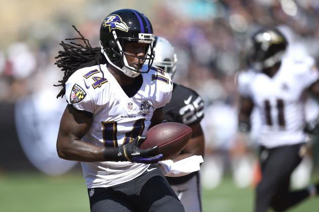 Ravens Re-Sign Marlon Brown, Chris Carter: Latest Contract Details and Reaction