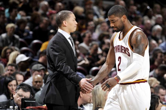 Kyrie Irving's Lack of Passing Reportedly Frustrating Cavaliers Teammates