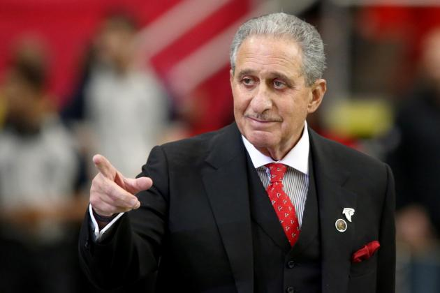 Arthur Blank, Falcons Owner, Announces He Is Cancer-Free