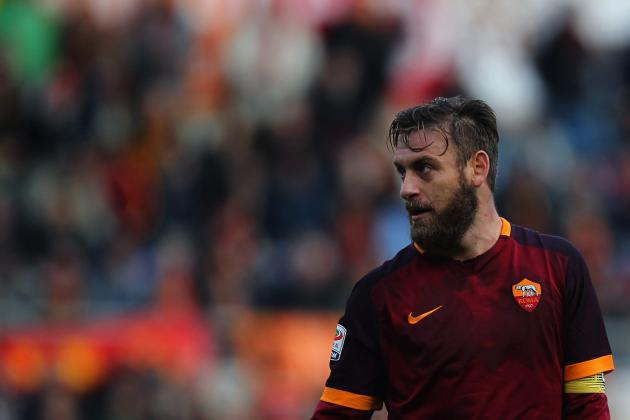 Daniele De Rossi Left 2006 World Cup Winners' Medal in Coffin of Italy Kitman