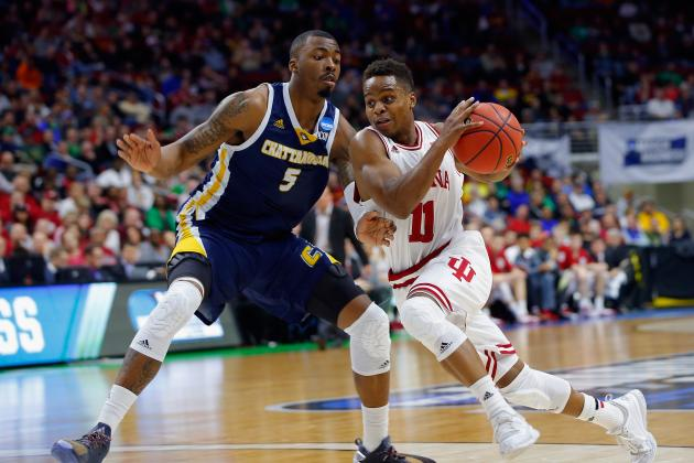 Indiana vs. Chattanooga: Score and Twitter Reaction from March Madness 2016