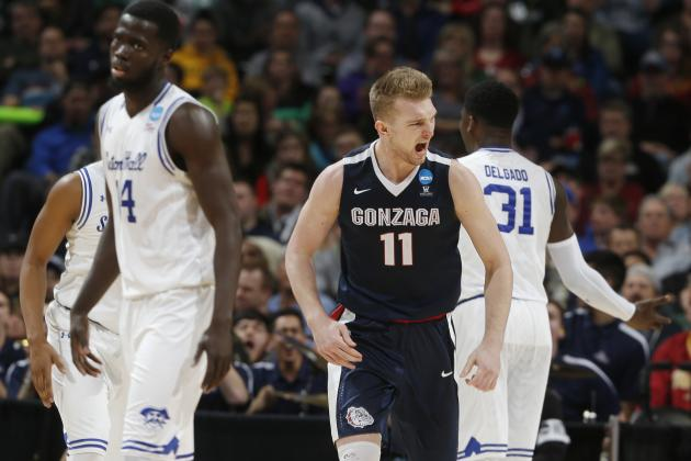Seton Hall vs. Gonzaga: Score and Twitter Reaction from March Madness 2016