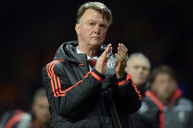 Louis van Gaal 'Proud' of Manchester United After Liverpool Europa League Loss